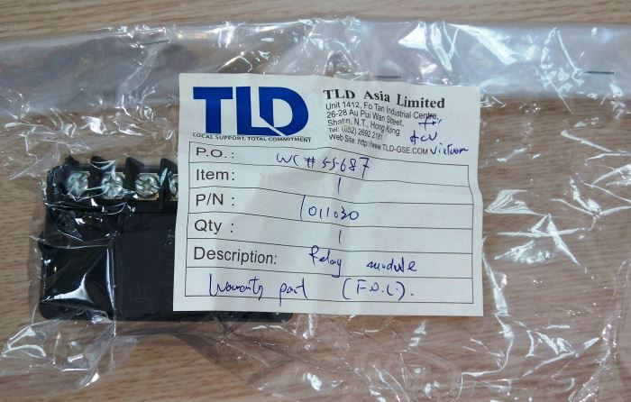 TLD spare parts