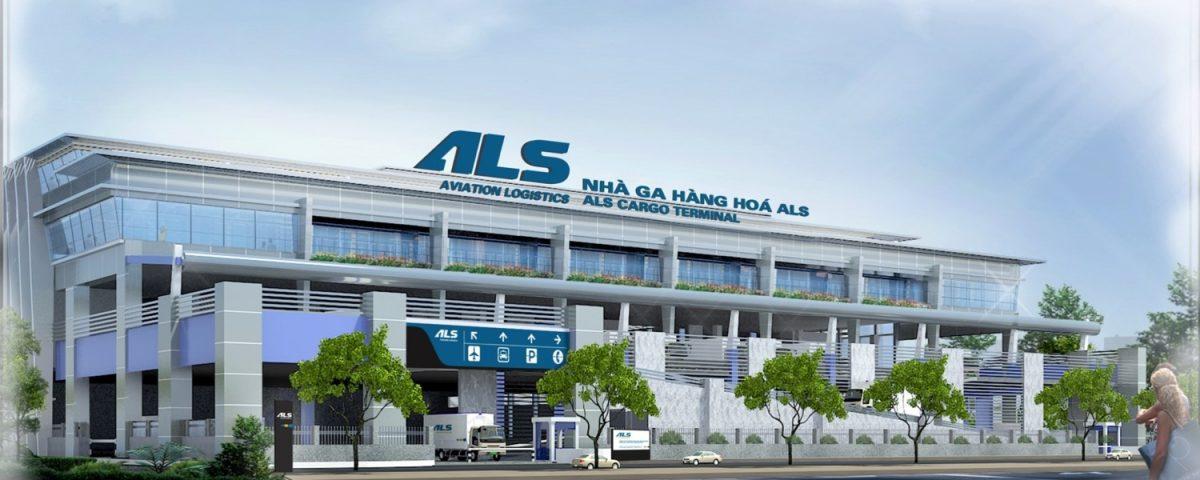 Bảo dưỡng và sửa chữa các phương tiện, trang bị tại Ga hàng hóa ALS, sân bay Nội Bài